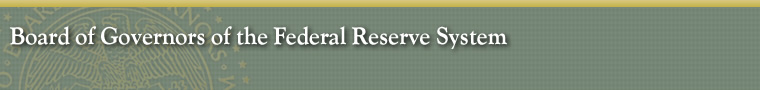 Federal Reserve Board of Governors